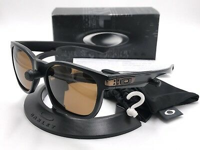 22b982b47f Oakley Sunglasses GARAGE ROCK OO9175-03 MATTE BLACK  Dark Bronze AUTHENTIC