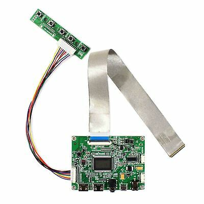 Fit to 10.1inch VVX10T025J00 2560x1600 HDMI LCD Controller Board
