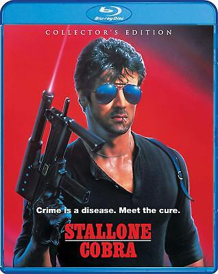Cobra Collector's Edition Blu-Ray | New | Shout Factory | Stallone