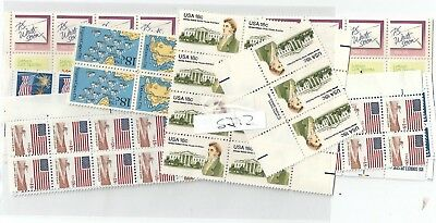UNITED STATES DISCOUNT POSTAGE: 40 LETTERS FOR .55c: 75% OF FACE VALUE