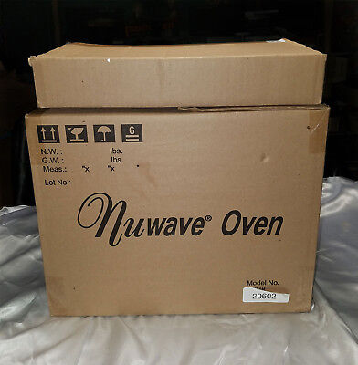 New Open Box Nuwave Pro Plus Infrared Oven - 20602 With Supreme Pizza Kit