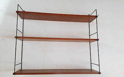 Wandregal String Regal Wallboard shelf Stringregal Regal 70er 75 cm