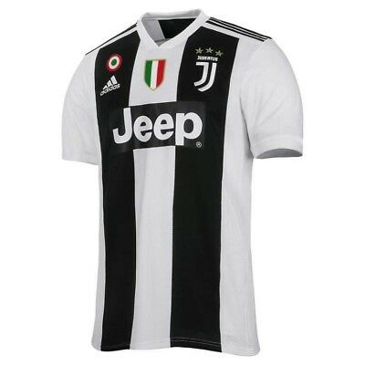 various colors f6494 1e59b JUVENTUS RONALDO JUVE Football Home Adidas Jersey Shirt BNWT Mens Official  XL