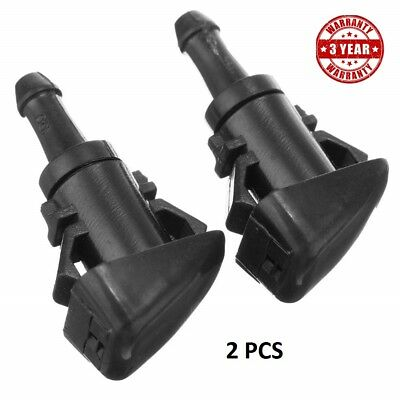 2 x Windscreen Washer Nozzle Chrysler 300C / Jeep Compass Patriot 5303833AA