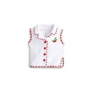 American Girl Doll MaryEllen's Play Outfit Blouse Replacement Part NEW!! Shirt