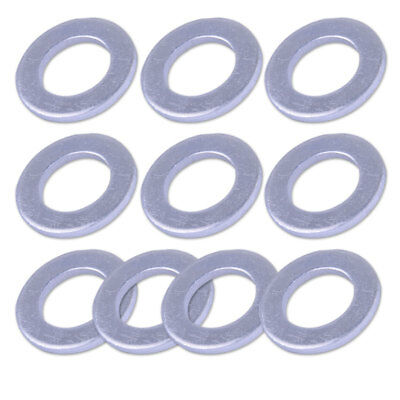 10pcs 14mm Engine Oil Drain Plug Crush Washer Gasket 9410914000 for Honda Acura