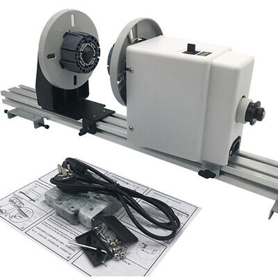 Pro 74'' Automatic Media Paper Take Up Reel System for Roland Mimaki Epson Mutoh