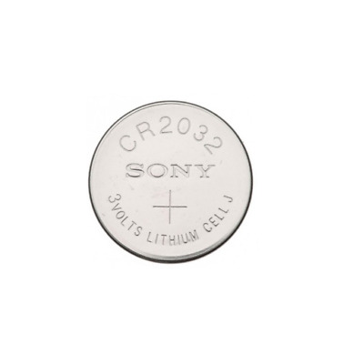 SONY CR2032 Lithium Battery 3V Exp 2026 - 5 cells