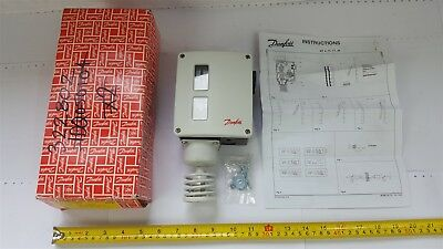 Danfoss RT-4 Differential Temperature Room Thermostat 017-503666 - New
