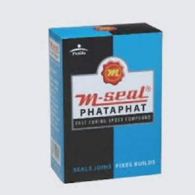 Pidilite M-Seal Phataphat Fast Curing Epoxy Compound Seals Joins & Build Fixes