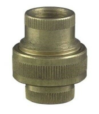 Clipsal CONDUIT BRASS BARREL UNION *Australian Brand- 16mm Or 20mm