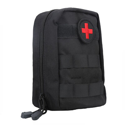 Tactical Medical First Aid Kit Bag Outdoor Emergency Hunting Military Package US