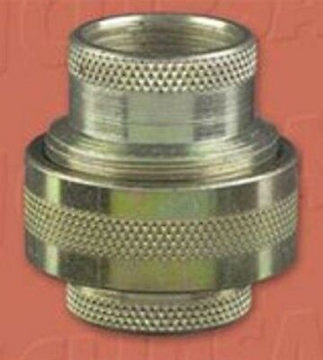 Clipsal CONDUIT BARREL UNION Galvanised Cast Iron *Aust Brand- 40mm Or 50mm
