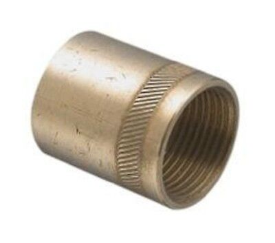 "Clipsal CONDUIT BRASS COUPLING 1"" BSP *Australian Brand- 20mm, 25mm Or 32mm"