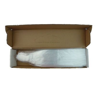 """500 Pcs Dental Curing Light Sleeves Pen Type Cover Sleeves Plastic 13.4""""×2.1"""""""