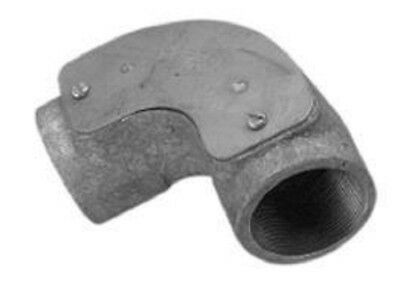 Clipsal CONDUIT INSPECTION ELBOW Galvanised *Australian Brand- 40mm Or 50mm