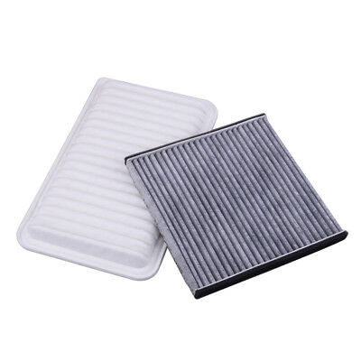 Engine Cabin Air Filter Combo Set for Toyota Camry 02-06 Sienna & Solara 04-08