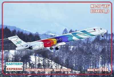 Eastern Express 1/144 Airliner MD-90 JAS EE144128_3
