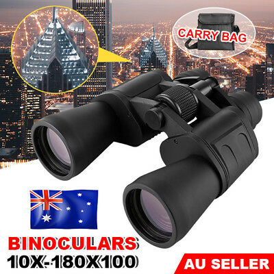 50x60 Telescope Day & Night Vision Optical Monocular Outdoor Hunting Camping