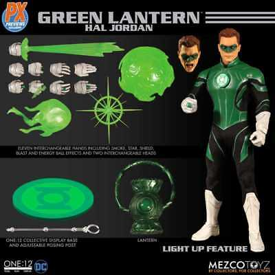 Mezco Toyz 1/12th 188570 The Green Lantern Hal Jordan Action Figure Collectible