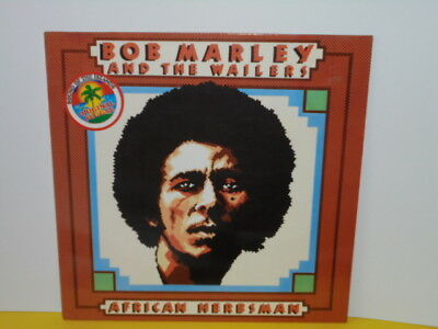 Lp - Bob Marley And The Wailers - African Herbsman