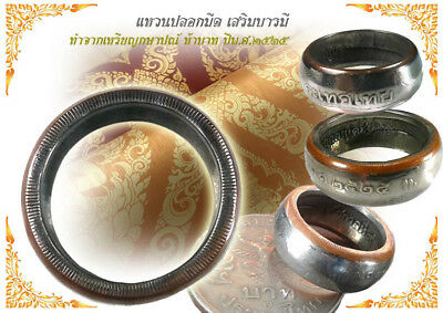 Ring is Plogmeed,LP KHONG,Wat TaKho, Thailand,powerful,Pretty strange and rare,
