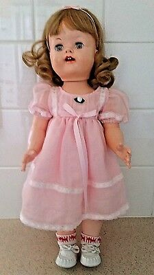 "Roddy Walker Doll which turns Head as it Walks - 21"" high -Post free to Aust"