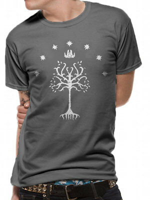 2d8302f0 3194 Tree Of Gondor T-Shirt Lord Of The Rings Legolas Gandalf Hobbit Mordor  Frod