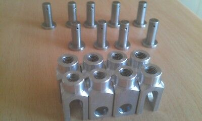 Precision Machining services turning, milling, part modification £10/hour