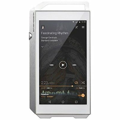 Pioneer XDP-100R-S Silver 32GB Portable High Resolution Audio Player Japan USED