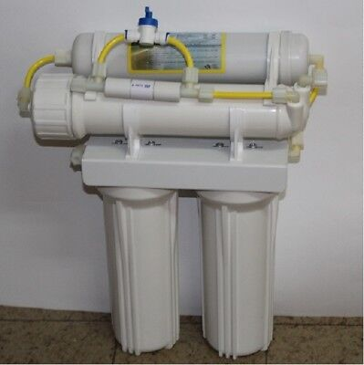 reverse osmosis aquariums 4 stages