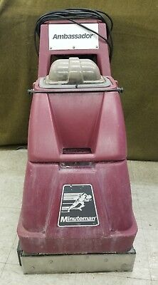 Minuteman Ambassador Carpet Cleaner