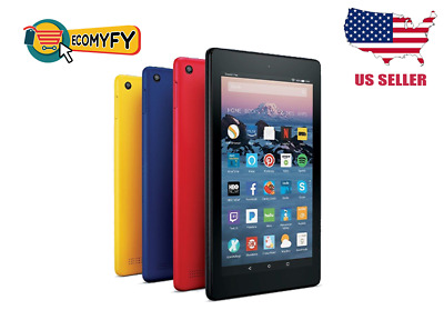 Amazon Fire 7 Tablet With Alexa 7 Display 8 GB 7th Generation Yelow