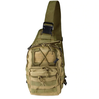 Outdoor Sports Shoulder Bag Military Tactical Backpack Camping Hiking Trekking