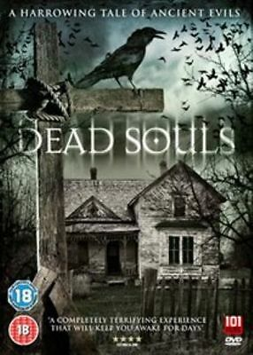 Dead Souls (DVD, 2013) Horror - New and Sealed