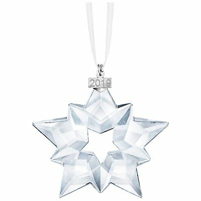 Swarovski Crystal 2019 ANNUAL EDITION LARGE CHRISTMAS ORNAMENT 5427990