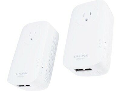 TP-Link AV2000 2-Port Gigabit Powerline ethernet Adapter Kit (TL-PA9020 KIT)