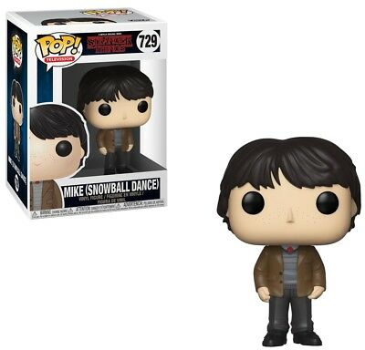 Funko Pop! Television Stranger Things Mike Snowball Dance #729