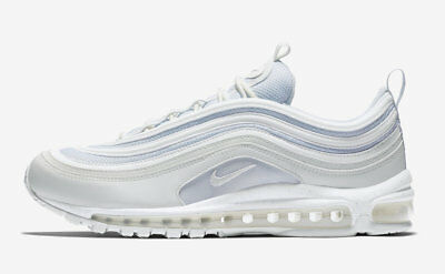 Nike Men's Air Max 97 Shoes NEW AUTHENTIC Summit White 921826-104