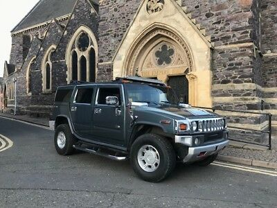 2006 HUMMER H2 6.0L - LHD - AUTOMATIC - 77600 Miles