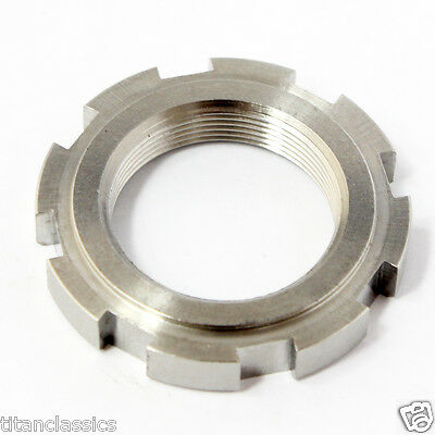 CRF450 TITANIUM steering washer M26 x 1.00 thread  CRF250