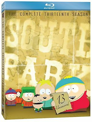 South Park: The Complete Thirteenth Season (Blu-ray) Brand New