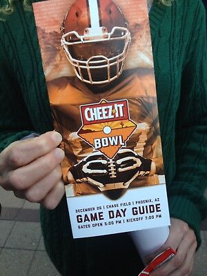 2018 Cheez It Bowl Gameday Guide Cal Bears Tcu Horned Frogs