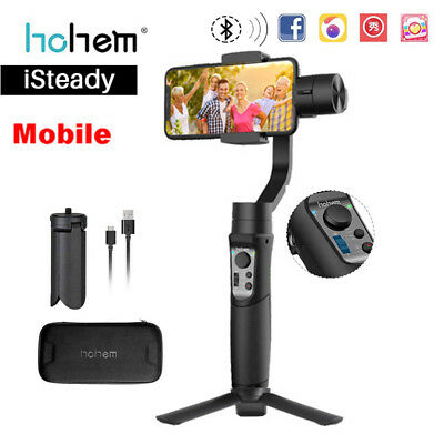 Hohem iSteady 3-Axis Mobile Gimbal Stabilizer For iPhone 7 6s 7Plus Samsung OPPO