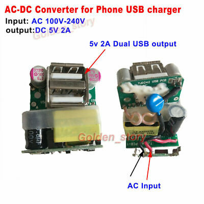 PD3.0 QC3.0 Type-c Lithium Li-ion 18650 Battery Fast Charger Module Power Bank