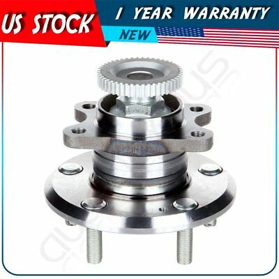 One Bearing Included with Two Years Warranty 2016 fits Dodge Grand Caravan Front Wheel Bearing and Hub Assembly Note: FWD
