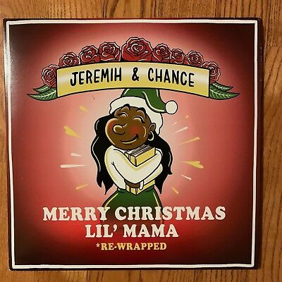Jeremih & Chance The Rapper - Merry Christmas Lil' Mama [2LP] Vinyl Record