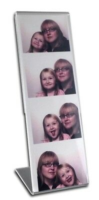 Photo Booth Frames For Photo Booth Strips 2x6 L Style 100 Acrylic