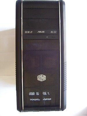 Cooler Master CM 690 II Advanced Mid PC Tower Case