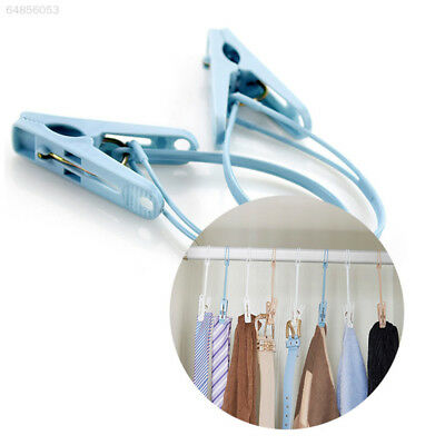 968E Fixedholder Plastic Savespace Home & Kitchen Hanginghook Clothes Buckles